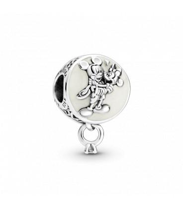 Abalorio Pandora Amor Eterno Mickey Mouse y Minnie Mouse 799395C01