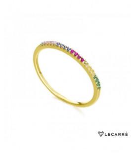 Anillo LeCarré Topacios Multicolor GA062OA.15