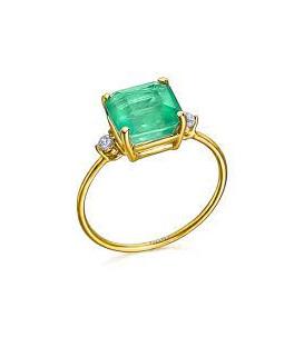 Anillo LeCarré Love Green GA095OA.13