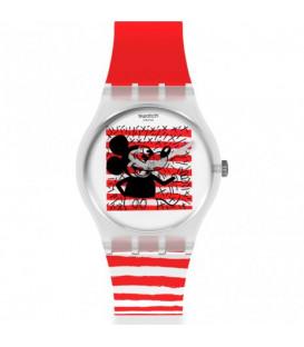 Reloj Swatch Mouse Mariniére GZ352