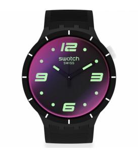 Reloj Swatch Big Bold Futuristic Black S027B119
