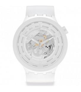 Reloj Swatch Big Bold Bioceramic C-White SB03W100