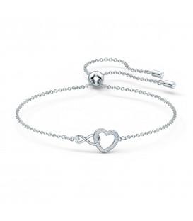 Pulsera Swarovski Infinity Heart 5524421