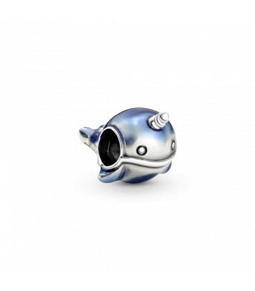 Charm Pandora Narval Reluciente Azul 798965C01