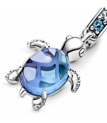 Abalorio Pandora Cristal de Murano Tortuga Marina 798939C01