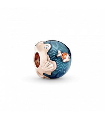 Abalorio Pandora Rose Olas y Pez Reluciente 789004C01