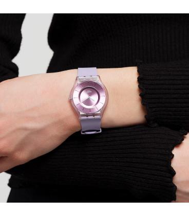 Reloj Swatch Sweet Pink extraplano SS080V100