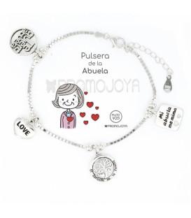 """Pulsera promojoya """" Eres lo Más"""" Abuela 9110067"""
