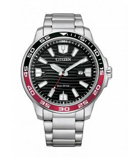 Reloj Citizen tres agujas Caballero Eco-Drive AW1527-86E