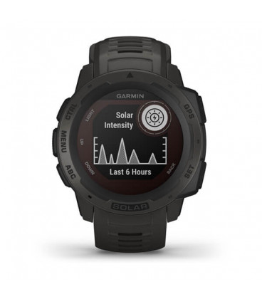 Reloj Garmin Instinct Solar Negro 010-02293-00