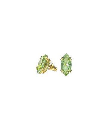 Pendientes Swarovski Gema Verde 5614453