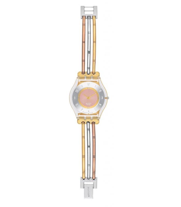 Swatch Tri Goldtalla GrandeSfk240a Reloj WE9ID2H