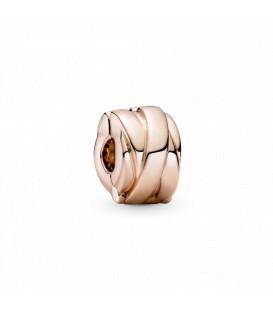 Clip Pandora Rosé Cintas Pulidas 789502C00