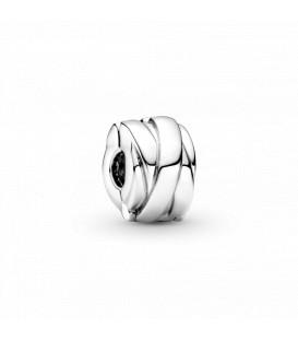 Clip Pandora Cintas Pulidas 799502C00