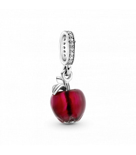 Charm Manzana Cristal de murano rojo Pandora 799534C01