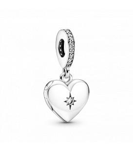 Abalorio Pandora Medallón Corazón Abierto 799537C01