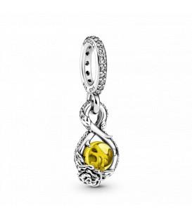 Abalorio Pandora Infinito y Rosa Bella Disney 399525C01