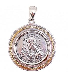 Colgante Altana Medalla Escapulario 11E0386