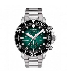 Reloj Tissot Seastar 1000 Quartz Chronograph T120.417.11.091.01