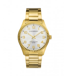 Reloj Viceroy Grand Dorado 40525-25