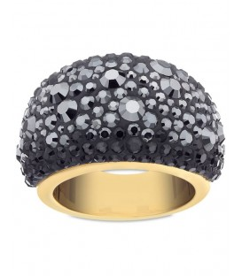 MINI BLACK AND GOLD CHIC ANILLO