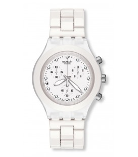 Reloj Swatch Full-Blooded White