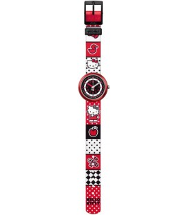 Reloj Flik Flak Hello Kitty FLN058
