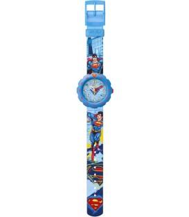 Reloj Flik Flak Superman's Back In Town