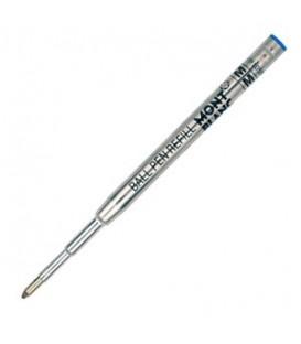 Recambio tinta para bolígrafo Mont Blanc Azul M