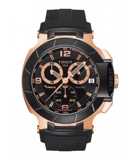 Reloj Tissot T-Race Quartz Negro