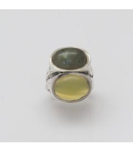 Anillo Styliano piedras