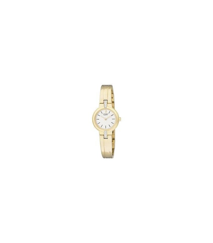 a179851473e7 Reloj Citizen Dorado Mujer Circonitas