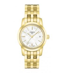 Reloj Tissot Classic Dream Mujer cristal zafiro