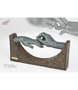 Escultura Para siempre