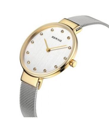 Reloj Bering bicolor señora 12034-010
