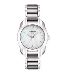 Reloj Tissot  T- Wave Plateado