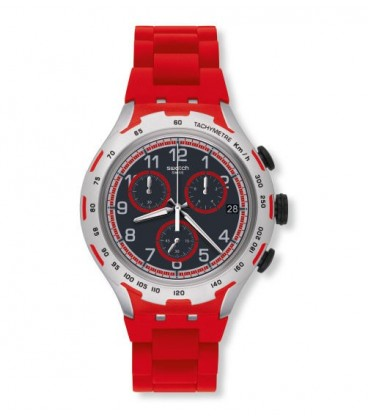 Reloj Swatch Red Attack