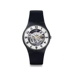 Reloj Swatch Skeletor SUOB134