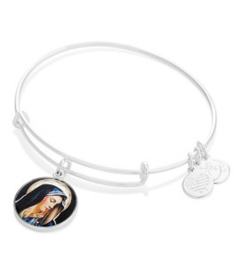Pulsera alex and ani Virgen