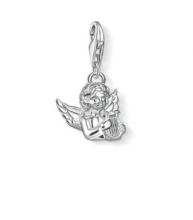Charm Angel con arpa