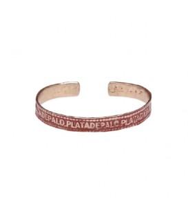 Pulsera Plata de Palo TBF10R2
