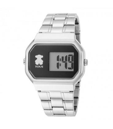 Reloj Tous D-Bear Digital de acero