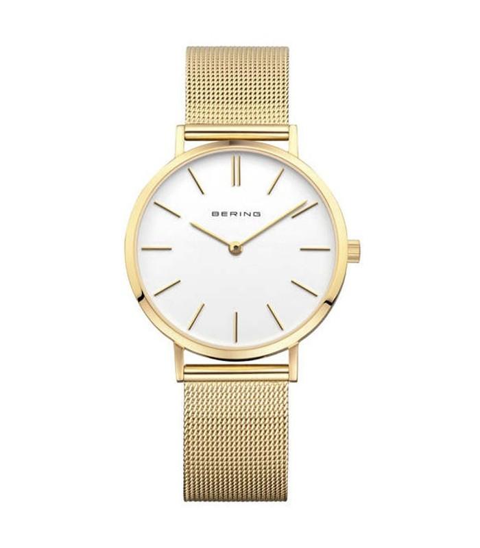 4d6debc7d838 Reloj Bering de mujer dorado