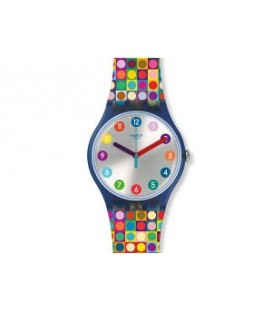 RELOJ SWATCH ROUNDS AND SQUARES SUON122