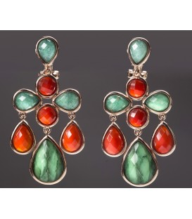 PENDIENTES GLAMOUR 925 BE53276 or/jv