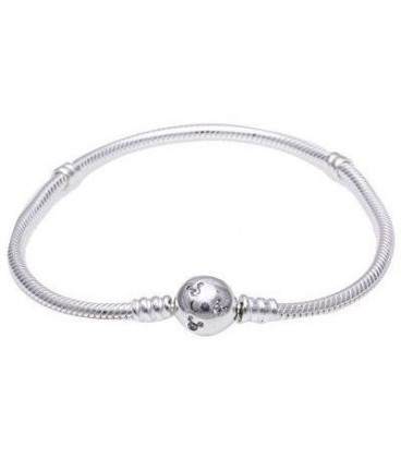 Pulsera Moments Pandora con cierre Mickey