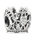 Abalorio de Pandora Corona de Princesa