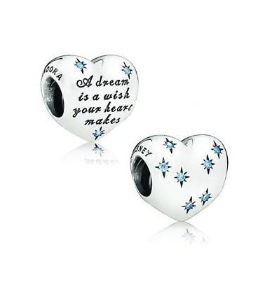 Abalorio de Pandora  Disney corazon