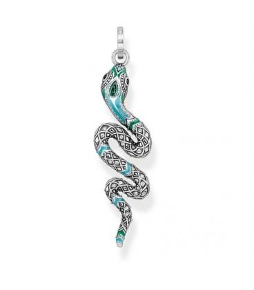 Colgante serpiente