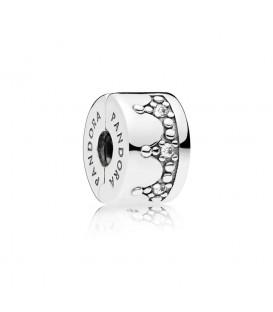 Clip Pandora plata ref-797634CZ